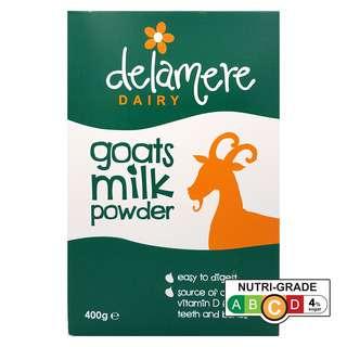 Delamere Dairy Goats Milk Powder
