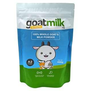 Atasco 100 Percent Whole Goat Milk Powder For Pets