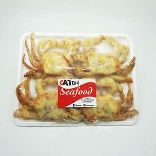 Catch Seafood Handy Tempura Soft Shell Crab (Frozen)