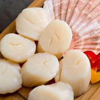 Catch Seafood US Scallops Large (Frozen)