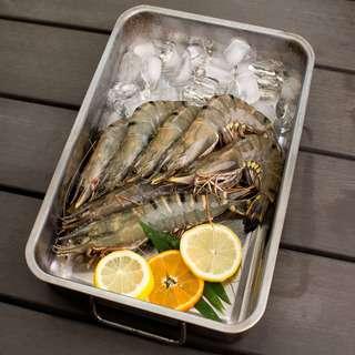 Catch Seafood Jumbo Prawns sz U5 (Frozen)