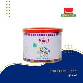 Amul Ghee 500G -- By Dashmesh