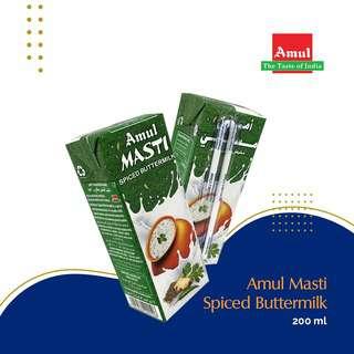 Amul Buttermilk - Masti 200Ml -- By Dashmesh