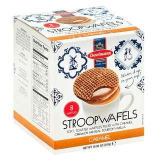 Daelmans Stroopwafels - Caramel