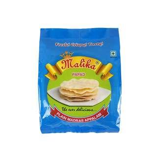 Malika Madras Plain Papad