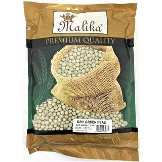 Malika Dry Green Peas 1 Kg -- By Dashmesh