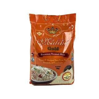 Malika Gold Basmati Rice 5 Kg -- By Dashmesh