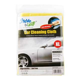 Steve & Leif Car Cleaning Cloth