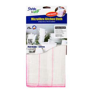 Steve & Leif 8 Layers Microfibre Kitchen Cloth