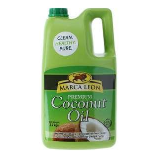 Marca Leon Premium Coconut Oil