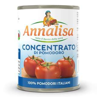 Annalisa Double Concentrated Tomatoes Paste