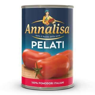Annalisa Whole Peeled Tomatoes