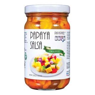 Pik-A-Pikel Papaya Salsa