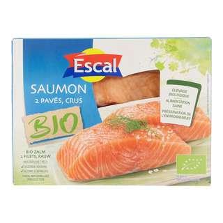 Escal Scottish Salmon Sirloin Skin On Organic - By Culina