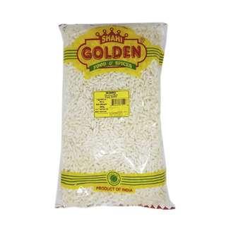 Shahi Golden Puffed Rice (Mamra) - By Shivsagar Trading
