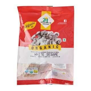 24 Mantra Organic White Sesame