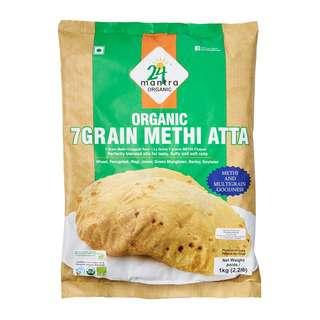 24 Mantra Organic 7 Grain Methi Atta