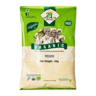 24 Mantra Organic Besan (Gram) Flour