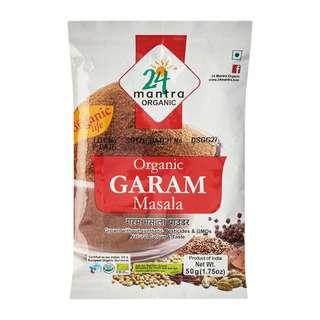 24 Mantra Organic Garam Masala