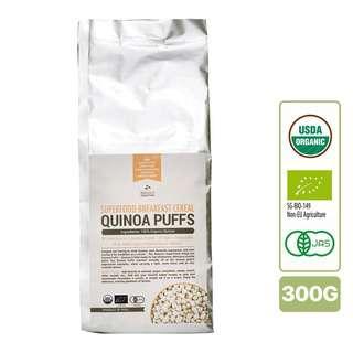 Nature's Superfoods Organic Breakfast Cereals: Quinoa Puffs