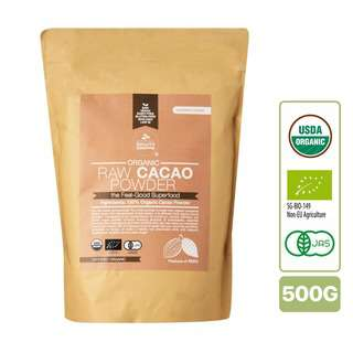 Nature's Superfoods Organic Raw Cacao Powder