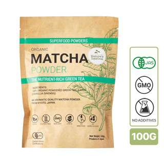 Nature's Superfoods Organic Matcha Powder (For Recipes)