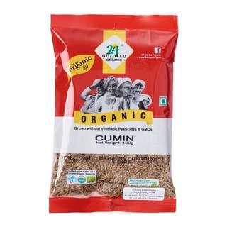 24 Mantra Organic Cumin Seed