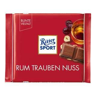 Ritter Sport - Rum Raisins & Nuts x 12
