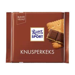 Ritter Sport - Mc with Butter Biscuit