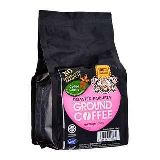Mamami 100% Natural Roasted Robusta Coffee Powder