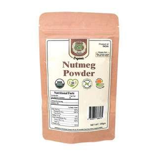 Gabrielle T Organic Nutmeg Powder