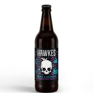 Hawkes Cider - Dead & Berried