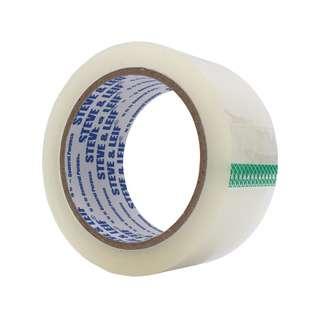 Steve & Leif Clear Opp Packaging Sealing Tape (80Y) 48MM