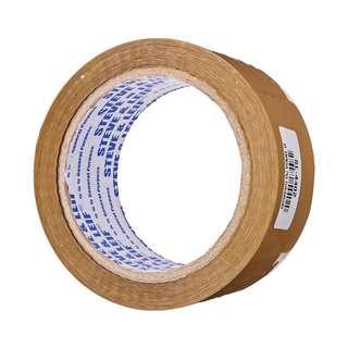 Steve & Leif Brown Opp Carton/Packaging Sealing Tape (80Y)48m
