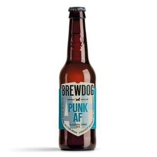 Brewdog Craft Beer - Punk AF