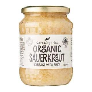 Ceres Organics Sauerkraut
