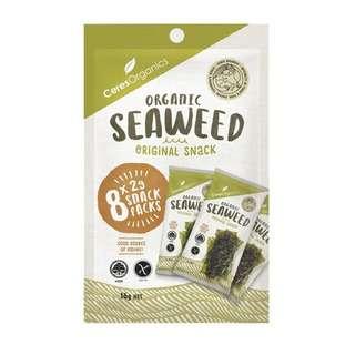 Ceres Organics Seaweed Snack Multipk
