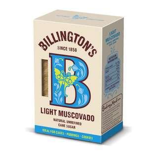 Billington's Light Muscavado Sugar
