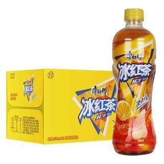Kangshifu Ice Black Tea Lemon Flavor