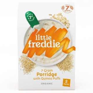 Little Freddie - 7 Grain Porridge With Quinoa Puffs