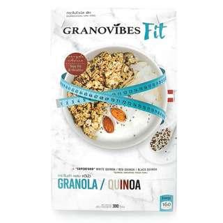 Granovibes Fits - Quinoa