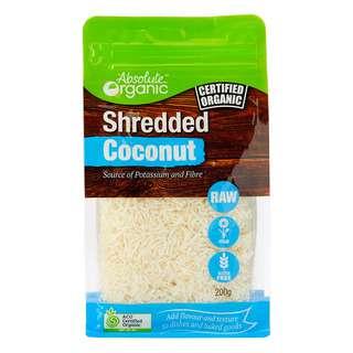 Absolute Organic Shredded Coconut