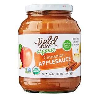 Field Day Organic Cinnamon Applesauce