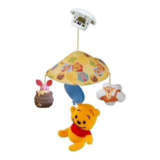 Tomy Disney Dear Little Hands Soft Mini Mobile Pooh