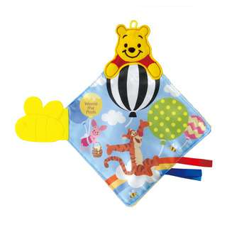 Tomy Disney Dear Little Hands - Winnie The Pooh Towel