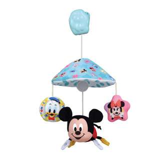 Tomy Disney Soft Mini Mobile Mickey & Friends