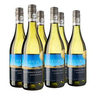 Tahuna Assorted White Wine