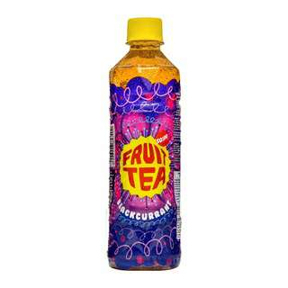Sosro Bottle Drink - Blackcurrant Fruit Tea