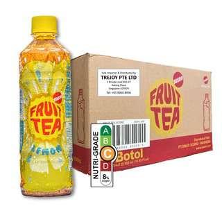 Sosro Bottle Drink - Lemon Fruit Tea