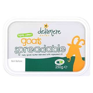 Delamere Dairy Spreadable Goats' Butter
